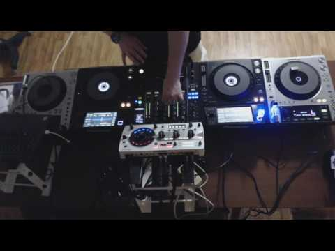 #13 Techhouse Mix August 2016 (Tracklist!)