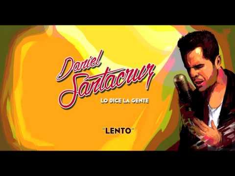 Daniel Santacruz - Lento (Audio)