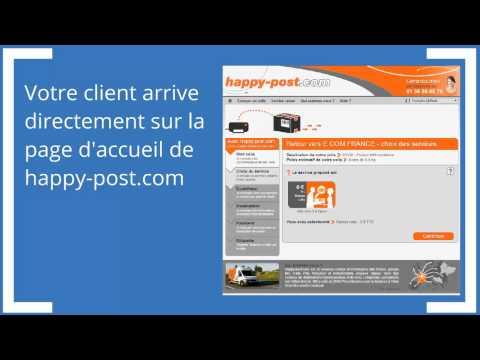happy-post.com Reverse Logistics