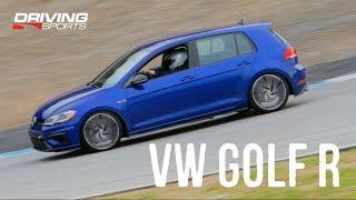 2018 Volkswagen Golf R at Laguna Seca Mp3