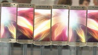Los nuevos teléfonos inteligentes que llegan al mercado europeo - hi-tech