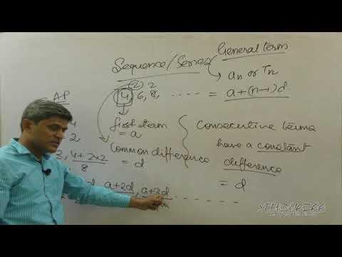 Class 11 Maths CBSE Arithmetic Progression 01