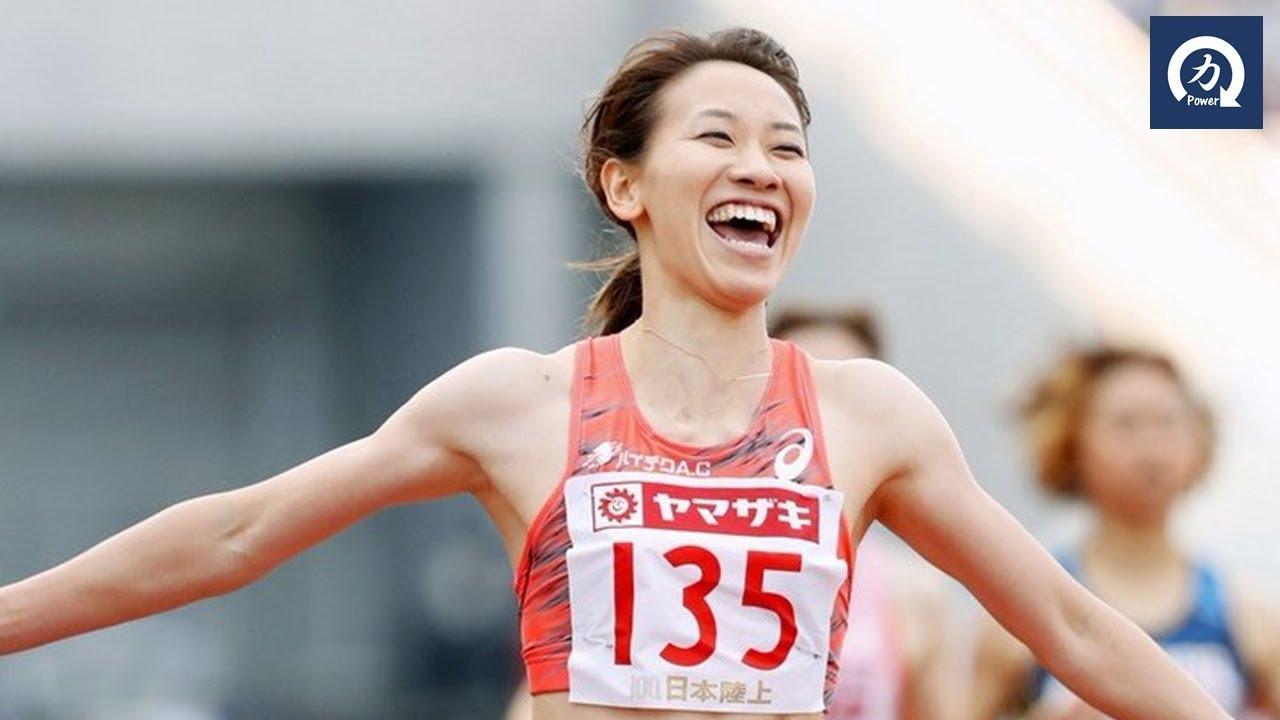 女子100m、200m日本記録保持者 福島千里のトレーニング【陸上競技】