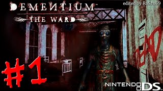 Dementium - The Ward (NDS) part 1