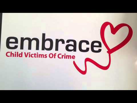 Tina Renton, Ambassador for Embrace Child Victims of Crime - BBC Radio Interview