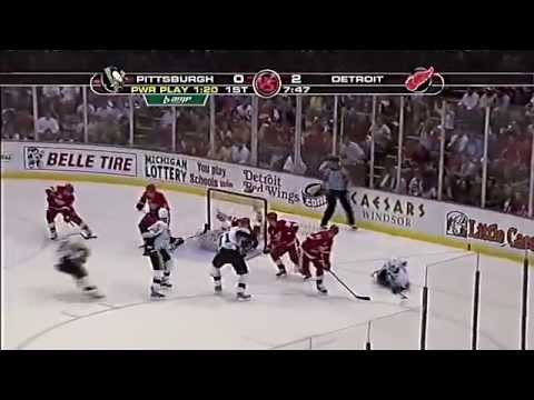 Penguins vs Red Wings 2008 Stanley Cup Highlights