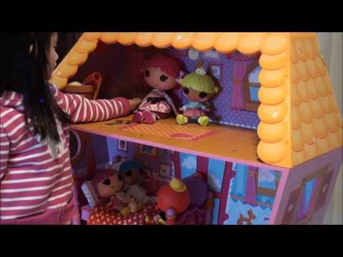 Lalaloopsy Doll House Tour