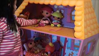My Lalaloopsy Doll House Tour