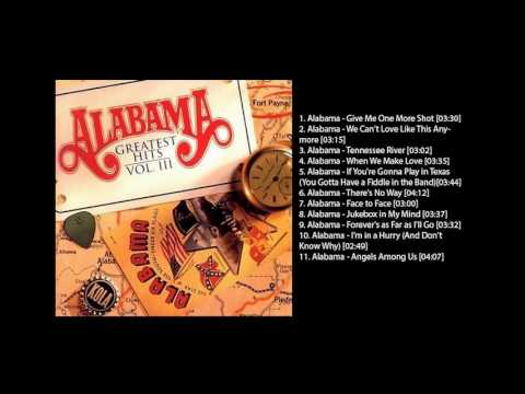 Alabama  best songs - Alabama  Greatest Hits 1994 - Country Music || Country Songs