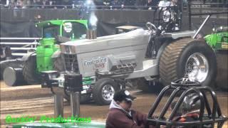 8,000lb Super Stock Alcohol Tractors NFMS 2013