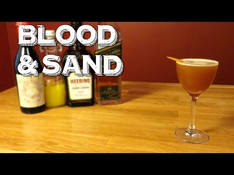 Blood & Sand - How to Make the Classic Scotch Whisky Cocktail