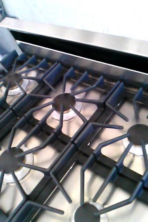 Viking Cooktop With Downdraft 36 Inch