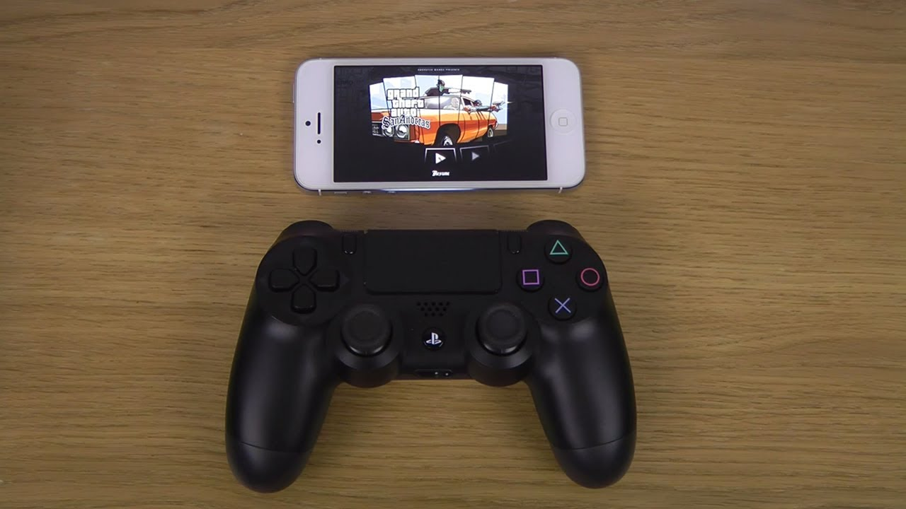 control ps3 with iphone gta san andreas iphone 5 ios 7 sony playstation 4 dual 9960
