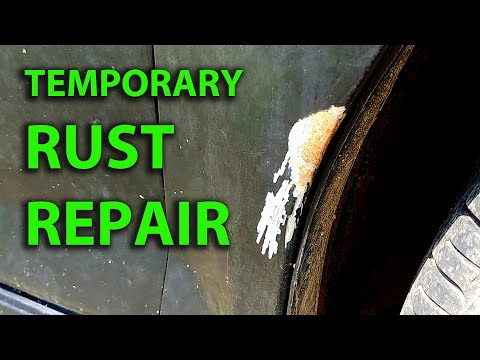 How To Temporarily Fix Paint Chips With Spray Paint to Prevent Rust on Bare Metal – Application Tips