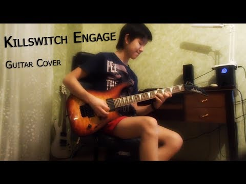 Killswitch Engage - A Bid Farewell (guitar cover)