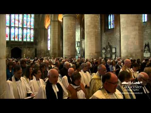 LIVE STREAM - Inauguration of Bishop Rachel