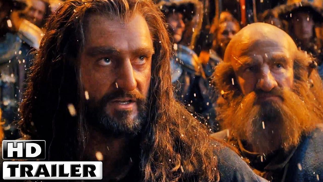 Der Hobbit Smaugs Einöde Trailer 2013 Deutsch
