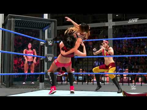 WWE 2K18  WOMEN'S CHAMPIONSHIP ELIMINATION CHAMBER