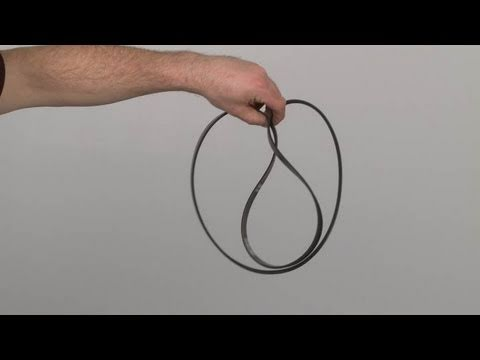 Frigidaire Affinity Washer Drive Belt Replacement #134051003