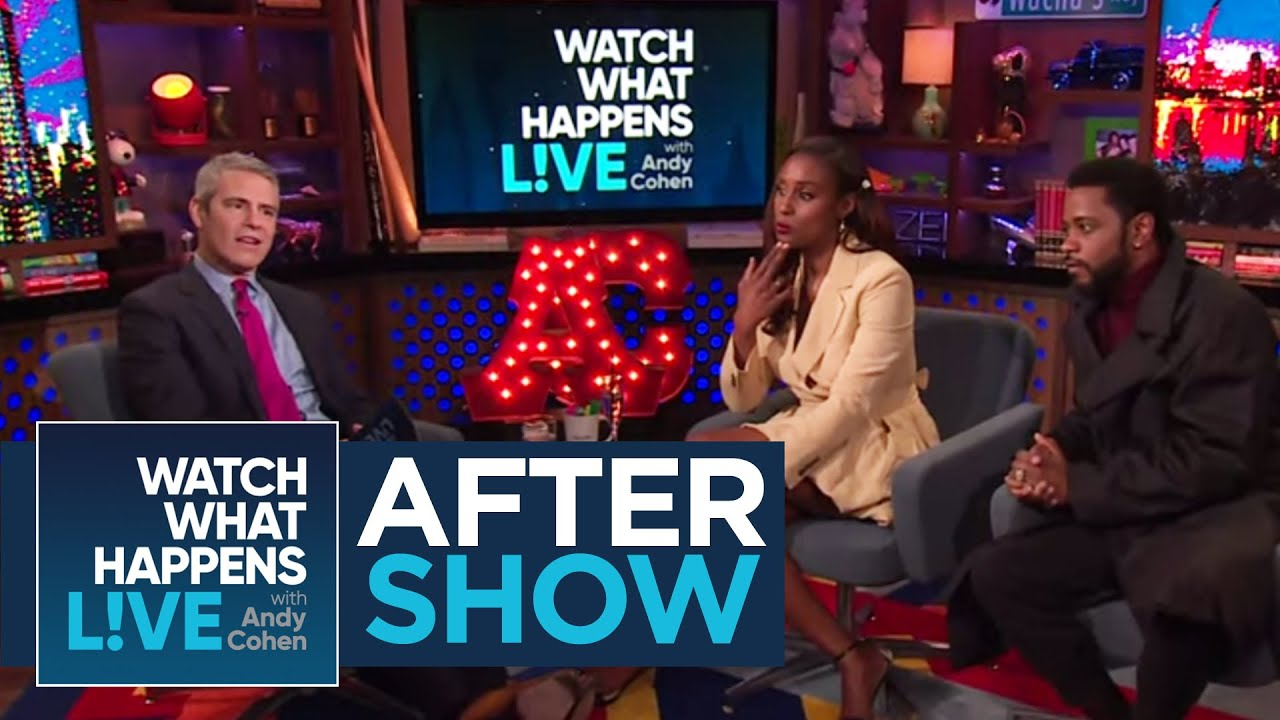 After Show: Will LaKeith Stanfield Dish on 'Atlanta'? | WWHL
