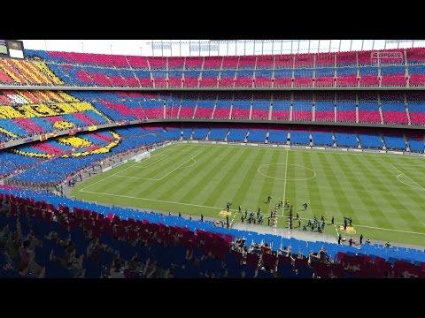 FIFA 15 I Kariera I FC Barcelona #1 Pomysły transferów i 1 mecz ligowy