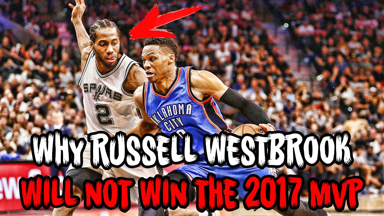 9d4f3ee233201f Why Russell Westbrook WILL NOT Win the 2017 NBA MVP! - YouTube