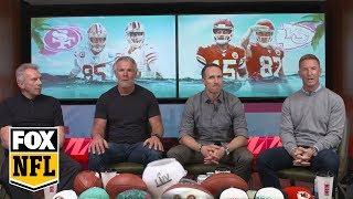 Super Bowl LIV Watch Party with Joe Montana, Brett Favre, & Drew Brees: 2nd Half | FOX NFL