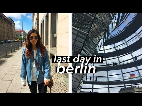 Berlin Vlog #3 | This weather is confusing...