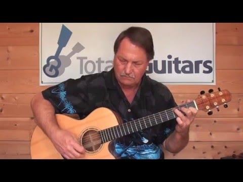 It's A Beautiful Day - White Bird - Solo Guitar Arrangement by Neil Hogan