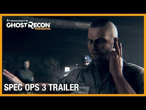 Tom Clancy's Ghost Recon Wildlands: Special Operation 3 Trailer | Ubisoft [NA]