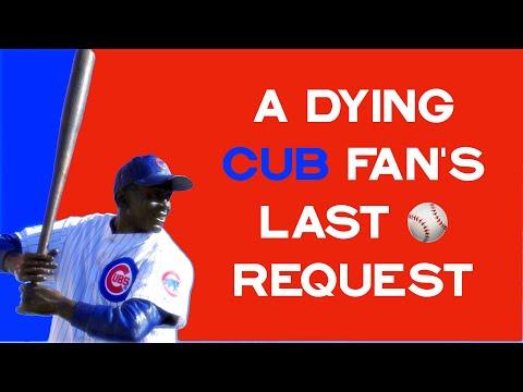 """""""A DYING CUB FAN'S LAST REQUEST"""" by Steve Goodman (HD)"""