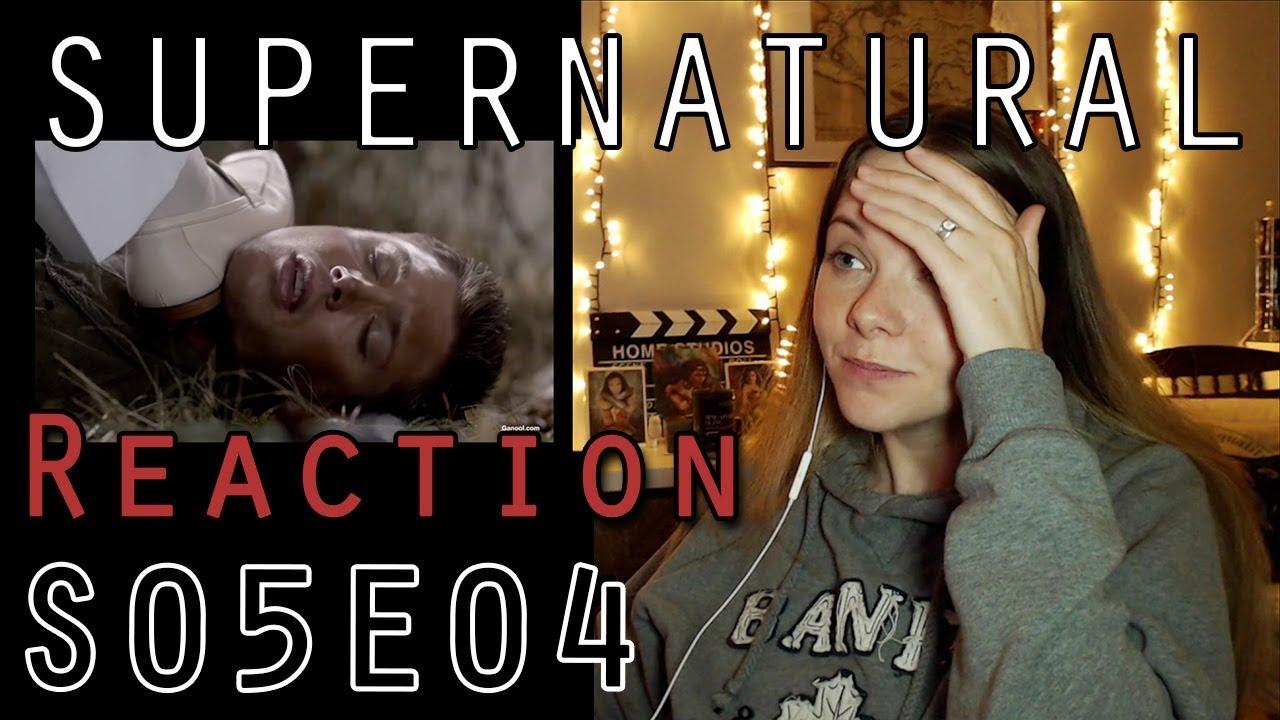 Download Supernatural Reaction 5x04 | DakaraJayne
