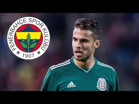 Diego Reyes ● Welcome to Fenerbahçe  ● Tackles & Solid Defensive ●