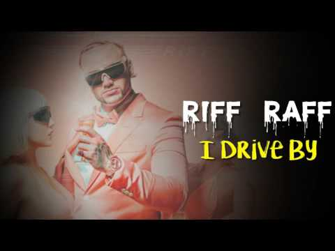 Riff Raff - I Drive By (feat. Gucci Mane and Danny Brown) Official