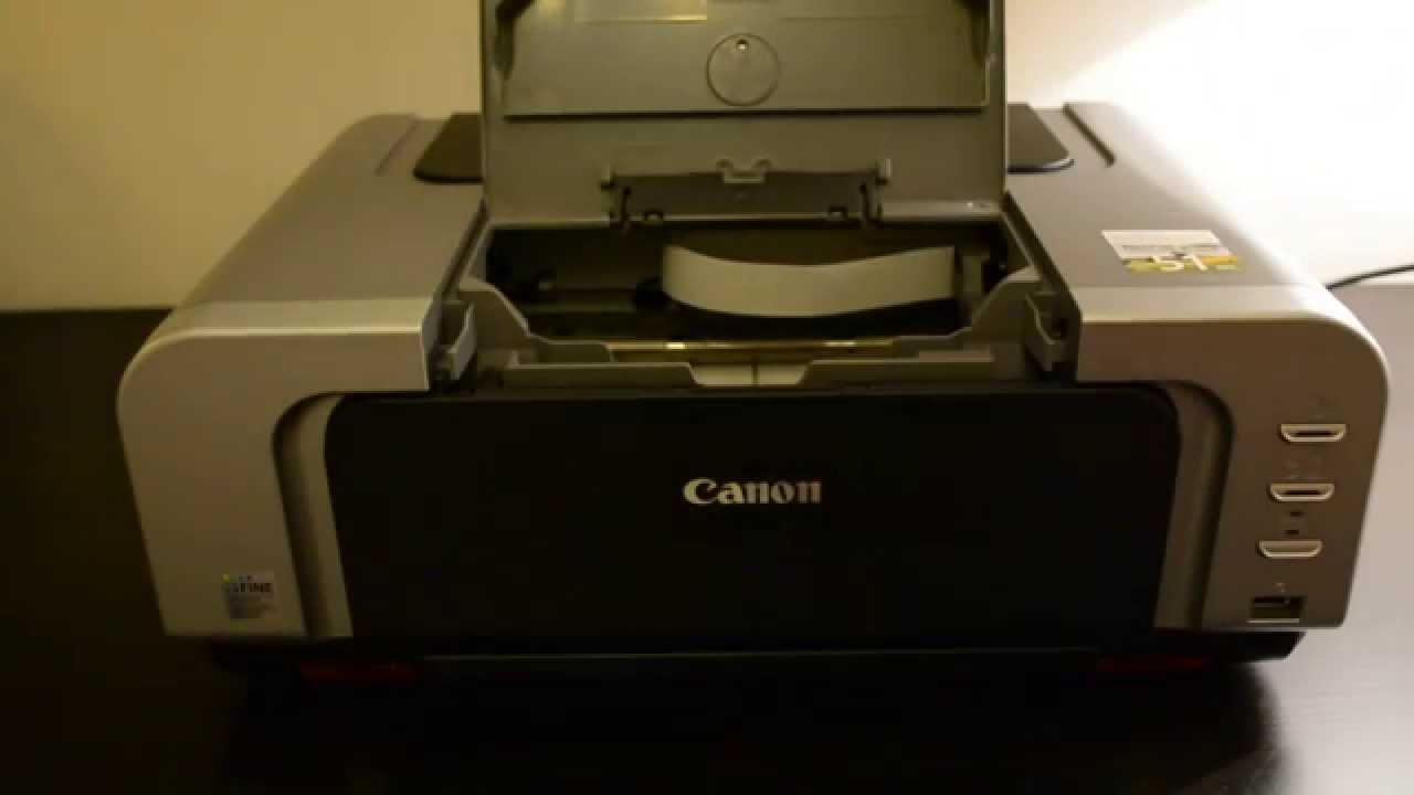 Canon PIXMA iP4200 Printer Driver FREE
