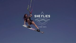 She Flies | Fitness & Kite Camp - Sri Lanka
