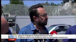 Ντούμας Β.: Αφου δε πηγαίνει η Αστυνομία στα Εξάρχεια, αποφάσισαν να έρθουν αυτοί