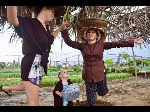 BEST DAY TOUR HOI AN || Organic Farm | 5 year anniversary