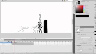 ALAN BECKER - Stick Figure Animation