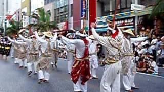 <4> 一万人のエイサー踊り隊,2009年8月2日