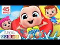Playtime at the Waterpark | Playground Song | Little Angel Nursery Rhymes