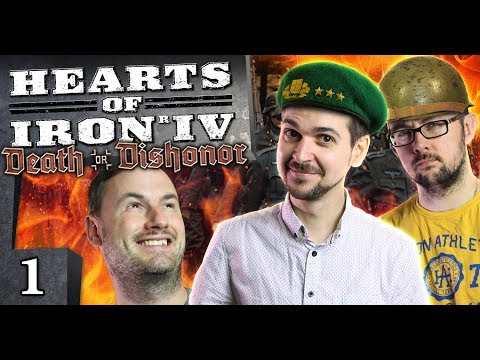Hearts of Iron IV - Death or Dishonor #1 - Romungary