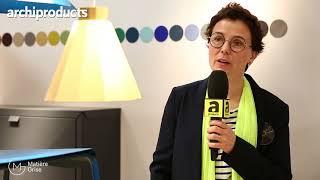 Salone del Mobile.Milano 2018 | Matière Grise - Constance Guisset present the Batchair