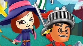 What the Heck Is Miitopia? - Nintendo Voice Chat Teaser