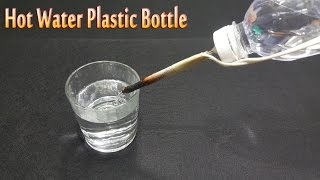 How to make Hot Water Plastic Bottle Lid