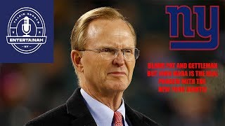 New York Giants- John Mara is the real reason for this teams struggles! It starts at the top!