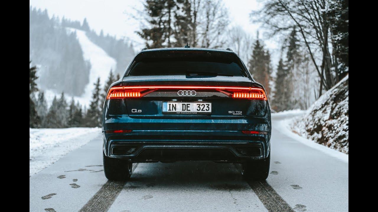 2019 Audi Q8 | Snow Drive & First Impressions!