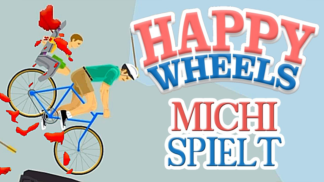 Let 39 s play happy wheels michi spielt happy wheels german - Let s play happy wheels ...