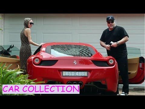 kyle sandilands car collection