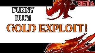 Guild Wars 2 - Gold Exploit (Making Double Profit on the Trading Post) [From the Live Stream]